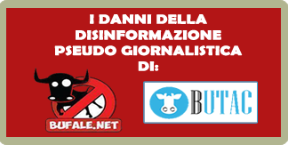 Bufale Un tanto al chilo butac.it